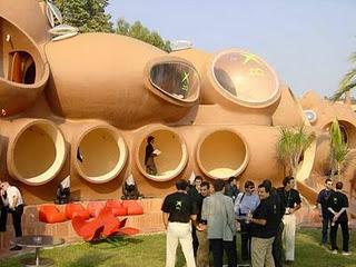 bubble-house