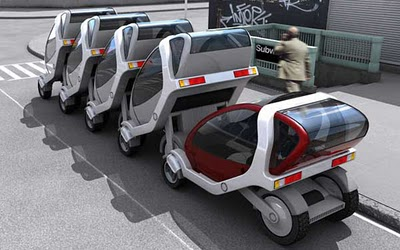 Tempat Parkir Mobil Lipat